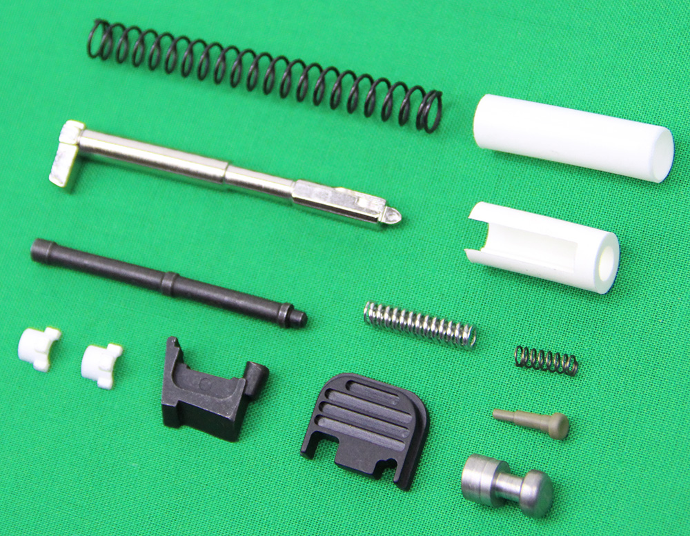 Details about  45 ACP Premium Upper Parts Kit w/ Upgrades for Glock 21 Gen3  and P80 PF45
